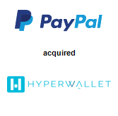 PayPal, Inc. acquired Hyperwallet