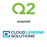 Q2 Software, Inc. acquired Cloud Lending