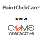 PointClickCare acquired COMS Interactive