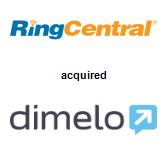 RingCentral, Inc will acquire Dimelo