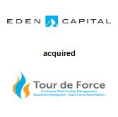 Eden Capital acquired Tour de Force, Inc.
