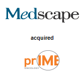 Medscape, Inc. acquired prIME Oncology