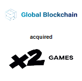 Global Blockchain will acquire X2 Games Corp.