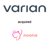 Varian Medical Systems, Inc. acquired Noona Healthcare