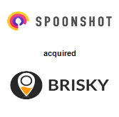 Spoonshot acquired Brisky