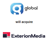 Global Media & Entertainment Limited will acquire Exterion Media