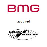 BMG Rights Management GmbH acquired World Circuit Limited