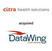 Citra Health Solutions acquired DataWing Software