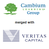Cambium Learning Group, Inc. will be merged with Veritas Capital Partners