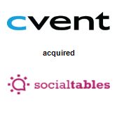 Cvent, Inc. acquired Social Tables