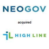 NEOGOV, Inc. acquired High Line Corporation