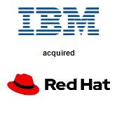 IBM acquired Red Hat, Inc.