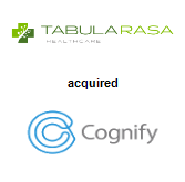 Tabula Rasa Healthcare acquired Cognify