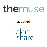 The Muse acquired TalentShare