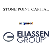 Stone Point Capital, LLC acquired Eliassen Group