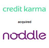 Credit Karma will acquire Noddle