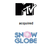 MTV Networks acquired SnowGlobe Music Festival