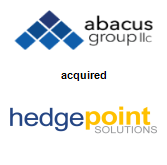 Abacus Group LLC acquired Hedgepoint Solutions