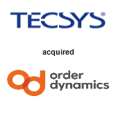 TECSYS, Inc. acquired OrderDynamics Corp.