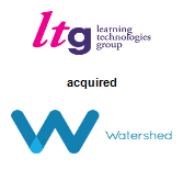 Learning Technologies Group acquired Watershed