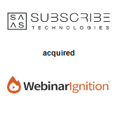 Subscribe Technologies Inc. acquired WebinarIgnition