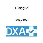 Dialogue acquired DXA, Inc.