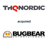 THQ Nordic AB acquired Bugbear Entertainment Ltd