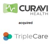 Curavi acquired TripleCare
