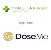 Tabula Rasa Healthcare will acquire DoseMe