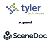 Tyler Technologies, Inc. acquired SceneDoc