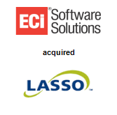 ECi Software Solutions acquired Lasso Data Systems