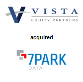 Vista Equity Partners acquired 7Park Data