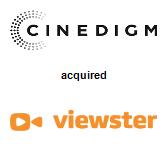 Cinedigm Digital Cinema Corp. will acquire Viewster