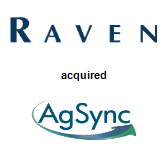 Raven Industries will acquire AgSync