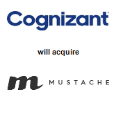 Cognizant Technology Solutions will acquire Mustache LLC