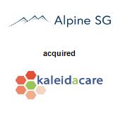 Alpine SG acquired KaleidaCare