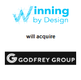 Winning by Design will acquire Godfrey Group