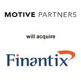 Motive Partners will acquire Finantix