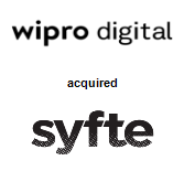 Wipro Digital acquired Syfte Pty Limited