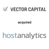 Vector Capital will acquire Host Analytics