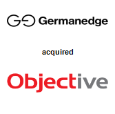 Germanedge acquired Objective International NV
