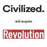 Civilized will acquire Revolution Strategy