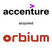 Accenture will acquire Orbium