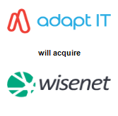 Adapt IT Holdings Limited will acquire Wisenet Information Systems