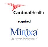 Cardinal Health, Inc. acquired Mirixa Corporation