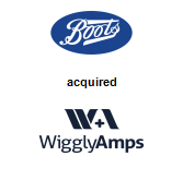 Boots UK Limited acquired Wiggly-Amps Limited
