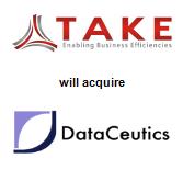 TAKE Solutions, Inc. will acquire DataCeutics, Inc.