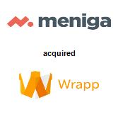 Meniga acquired Wrapp