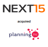 Next 15 acquired Planning-Inc Limited