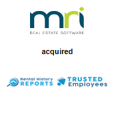 MRI Software LLC acquired Rental History Reports and Trusted Employees